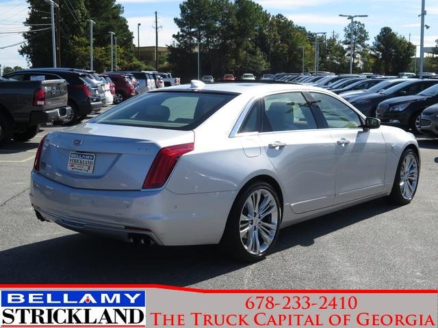 Pre-Owned 2016 Cadillac CT6 Platinum AWD