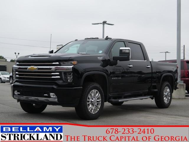 New 2020 Chevrolet Silverado 2500 High Country