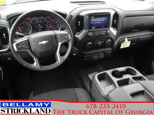 New 2019 Chevrolet Silverado 1500 LT DOUBLE CAB 2WD