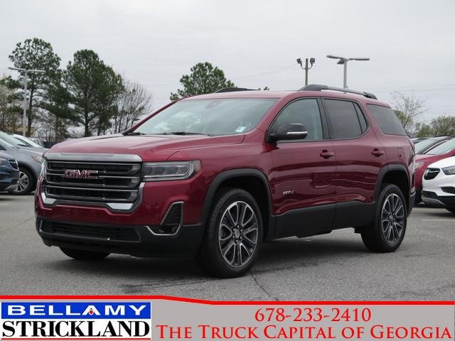 Employee Pricing on New 2020 GMC Acadia