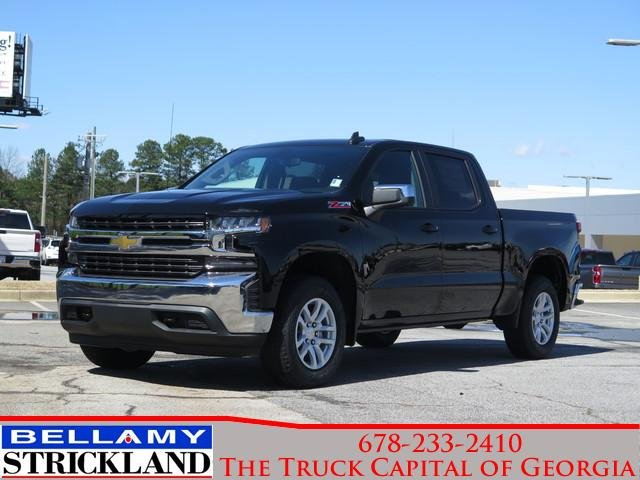 $7,000 off MSRP on New 2020 Chevrolet Silverado 1500