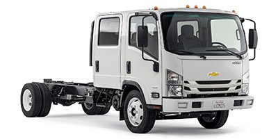 New 2020 Chevrolet 4500 LCF Gas