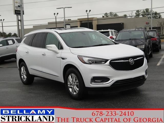 Pre-Owned 2019 Buick Enclave Essence