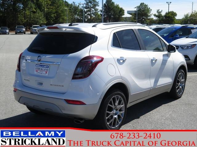 Pre-Owned 2017 Buick Encore Sport Touring