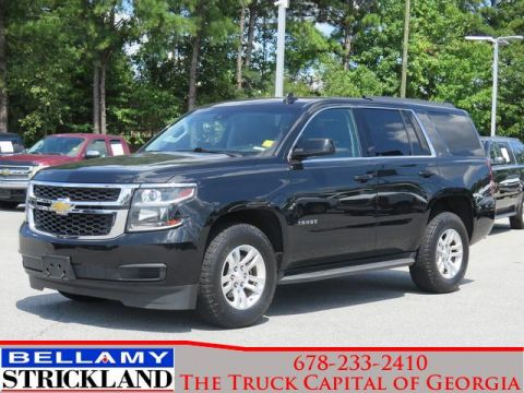 Pre-Owned 2016 Chevrolet Tahoe LT Rear Wheel Drive 2WD 4dr LT