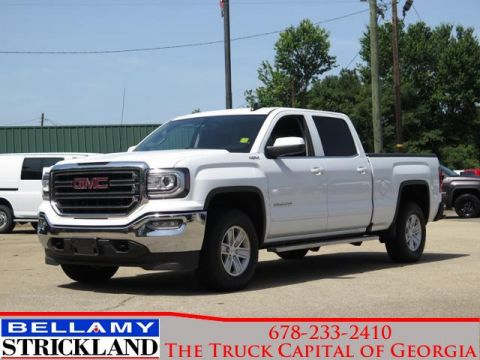 Pre-Owned 2017 GMC Sierra 1500 SLE Four Wheel Drive 4WD Crew Cab 153.0 SLE