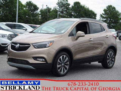 New 2019 Buick Encore Essence FWD Sport Utility
